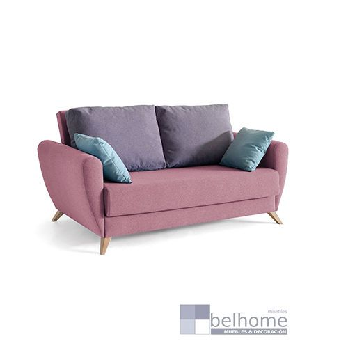 Sofá cama Simón francés bañon muebles beltran - -10% DE DESCUENTO EN MOBILIARIO DE ALTA GAMA - MUEBLES BELTRAN